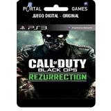 Call Of Duty Black Ops Dlc Rezurrection Entrega En El Dia