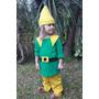 Disfraz De Enanito Para Niñas Y Niños