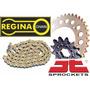Kit Relação Jt / Regina Suzuki Dl650 V-strom C/ Retentor