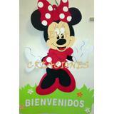 Minnie - Mickey Y Sus Amigos En Goma Eva