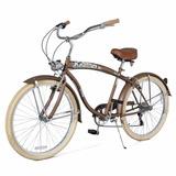 Bicicleta Psycle Cruiser - Dropboards