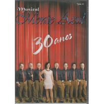 Musical Monte Azul - Dvd 30 Anos - Lacrado!!