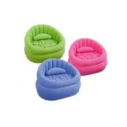 Puff Inflable Silla Colores Original De Intex 68563