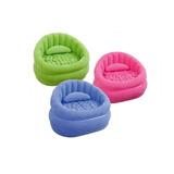 Puff Inflable Silla Colores Original De Intex Ref: 68563