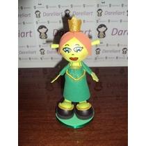 Boneca Princesa Fiona Em Eva 3d 23 Cm - Shrek