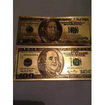 Billete De 100 Dólares, Se Consagra Para Que Atraiga $$