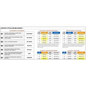 Planilha Excel Calculadora De Sonhos E Metas De Investimento