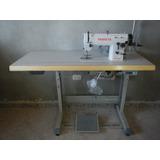 Maquina De Coser Semi-industrial Yamata 20u33 Recta Zigzag