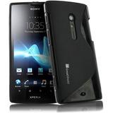Sony Xperia T Lt30 Forro Estuche+2 Protector Pant+lapiz+ Gps