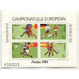 Deportes Futbol Serie Completa De Estampillas Mint