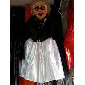 Disfraz Novia De Chucky Choky