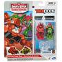 Juguete Angry Birds Transformers Telepods Sentinel Prime Bi