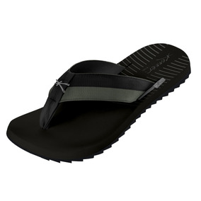 Sandália Masculina Kenner Kivah Neo On Top Preto