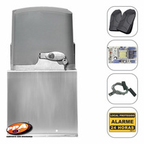 Kit Motor Portão Eletrônico Deslizante C/ Corrente 1/3hp Ppa