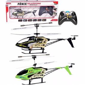 Helicóptero Fenix 6 Comandos Controle Remoto Estável