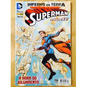 Dc Comics Os Novos 52! Superman Nº 14 - A Hora Do Julgamento