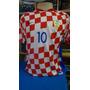 Camisa Seleção Da Croácia - Frete Unico R$9,00