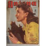 Antena / Nº 962 / 1949 / Silvana Roth / Glenn Ford /