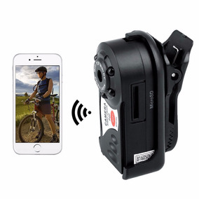 Micro Camara Espia Wifi P2p Vigila Hasta 32gb Vision Nocturn