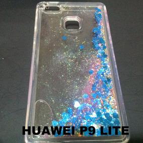 Funda Diseño Pecera Para Huawei P9 Lite Vns-l23, Vns-l53