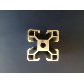 Perfil De Aluminio Estructural 40x40mm