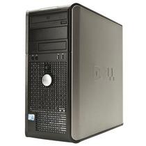 Computador Dell Optiplex 760 Core2duo,4gbmemoria Ram,250gbhd