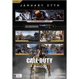 Dlc Havoc Call Of Duty Advance Warfare Cod Aw Ps3