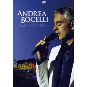 Dvd Andrea Bocelli - Love In Portofino (984848)