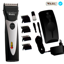 Maquina Cortar Pelo Profesional Recargable Chromstyle Wahl