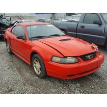 Ford Mustang 1999-2004: Compresor Del Clima