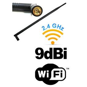 Antena Wireless 9dbi Omni Direcional 2.4ghz