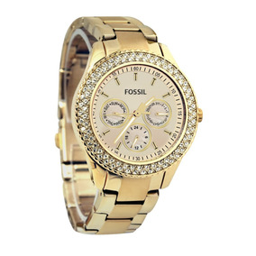 38a9e4dc37cf4 Coquilha Feminino - Relógio Fossil Feminino no Mercado Livre Brasil