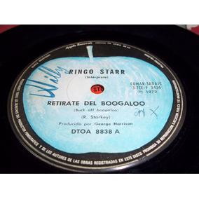 Vinilo Simple De : Ringo Starr