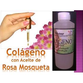 Colágeno Con Aceite De Rosa Mosqueta Producto Original