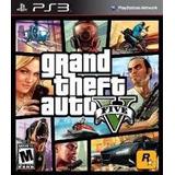Grand Theft Auto V Ps3 Gta V