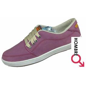 Zapato Para Hombre Vinotinto Lila De Cordon Envio Gratis