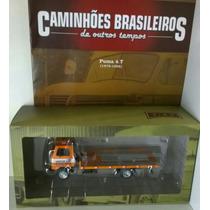 Puma 4.t - Col Caminhões Brasileiros - Ed.41