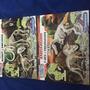 Dos A Super Precio !!! Mamut Y Smilodon Fosforescente