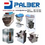 Maquinas Para Panadería Y Pastelería.