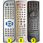 Control Remoto Dvd Eurocom Directo No Universal Envio