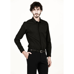 Camisa Hombre Plain Airborn Oficial