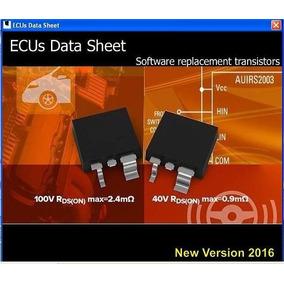 Software Para Remplazo De Transistores Automotriz- Ecus