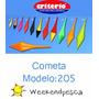 Boyas Cribal Cometa 205 Juegox3 Colores-weekendpesca-envíos