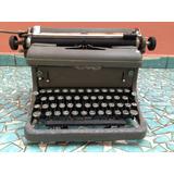 Maquina De Escrever Antiga Anos 40 Coleção Decoração