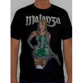 Camiseta Matanza - Mtz