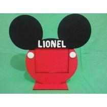 Portaretratos Central Mickey, Minnie, Hello Kittie O Corona