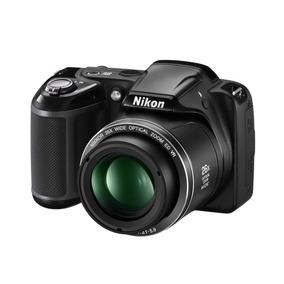 Camara Digital Nikon Coolpix L330 20.2 Mp 26x Zoom Optico Hd