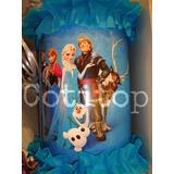 Piñatas De Carton, Mickey, Minnie, Frozen, Cars Y Mucho Mas