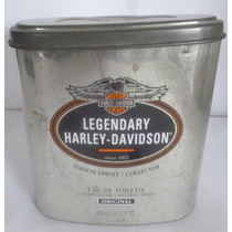 *0360* Lata De Perfume Harley Davidson
