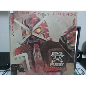Lp Brian May And Friends - Star Fleet Project